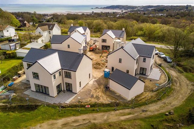 Thumbnail Detached house for sale in Plot 2, Gower Court, Mayals, Swansea, Swansea