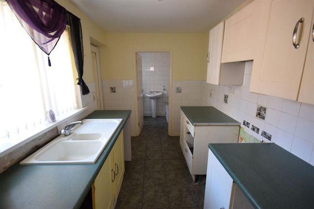 Kitchen of 6 Third Street, Blackhall Colliery, Hartlepool TS27