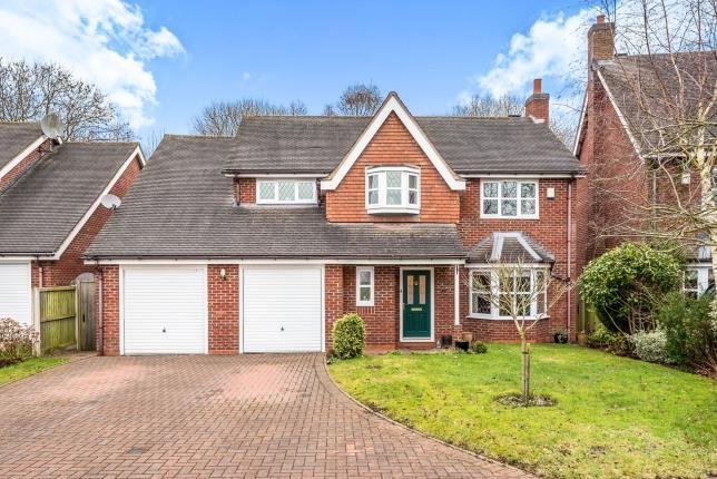 Thumbnail Detached house for sale in Stacey Gardens, Gnosall, Stafford, Staffordshire