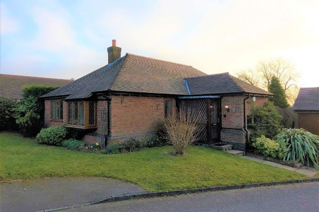 Thumbnail Detached bungalow for sale in Keating Gardens, Four Oaks, Sutton Coldfield
