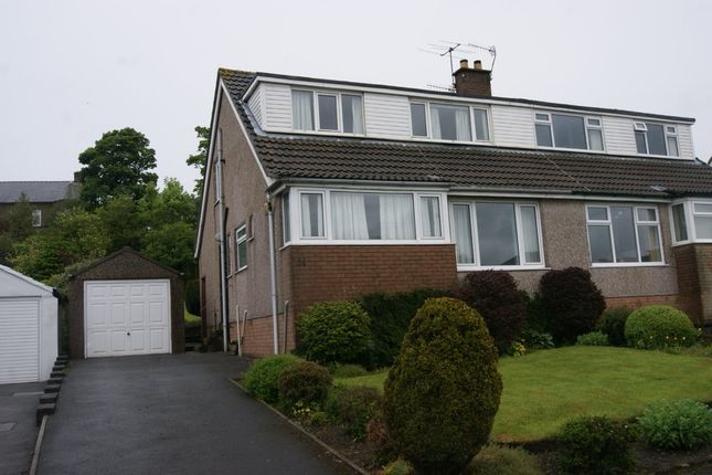 Thumbnail Semi-detached house for sale in Standroyd Drive, Colne
