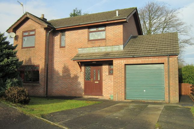Thumbnail Detached house for sale in Denleigh Close, Gilfach