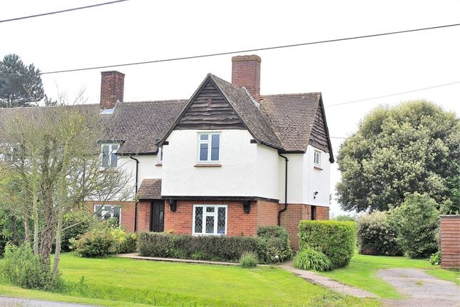 Thumbnail Semi-detached house to rent in Homelye Lane, Dunmow
