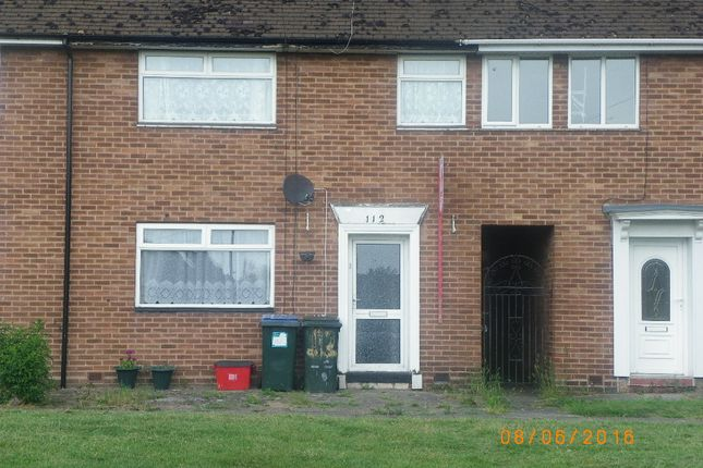 4 bed terraced house for sale in Gerard Avenue, Coventry