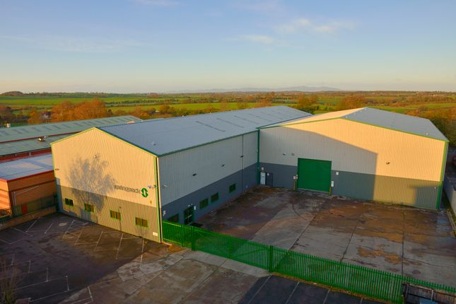 Thumbnail Business park to let in Racecourse Road, Pershore