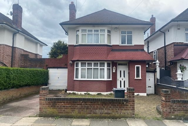 Thumbnail Detached house for sale in Craneswater Park, Southall Middlesex