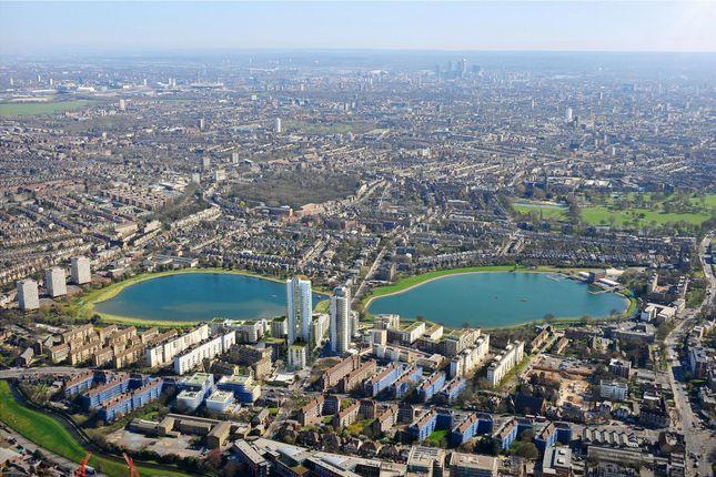 Thumbnail Flat for sale in Block B, Hartingtons Apartments, London