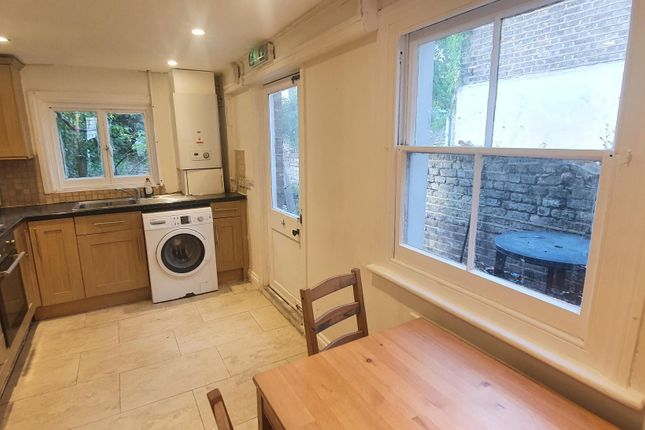 Thumbnail Terraced house to rent in Mulkern Road, Archway