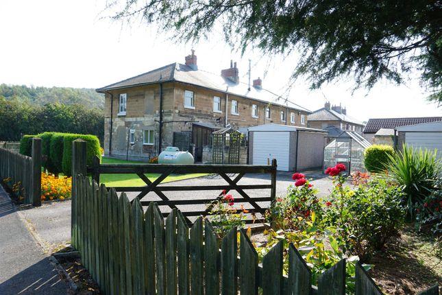 Thumbnail End terrace house for sale in Doncaster Road, Pickburn, Doncaster