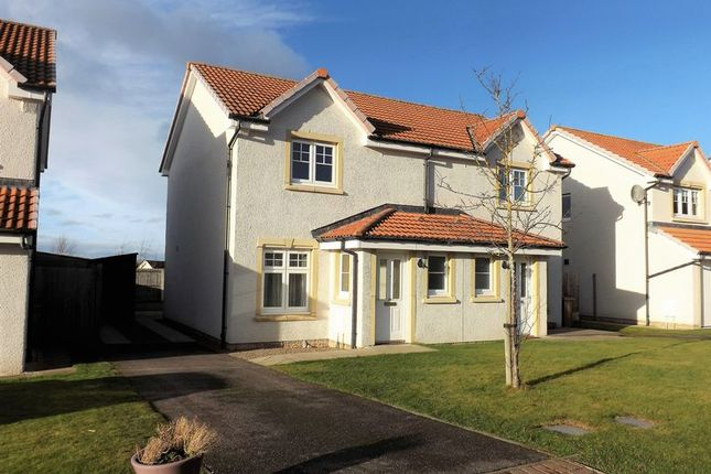 Thumbnail Semi-detached house for sale in Westfield Avenue, Westhill, Inverness