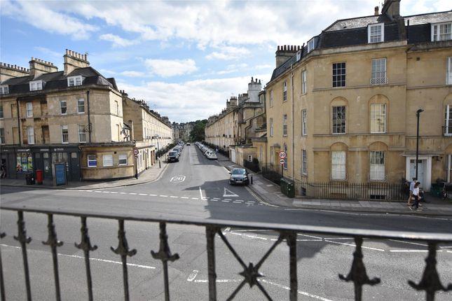 Thumbnail Flat for sale in Bathwick Street, Bath, Somerset