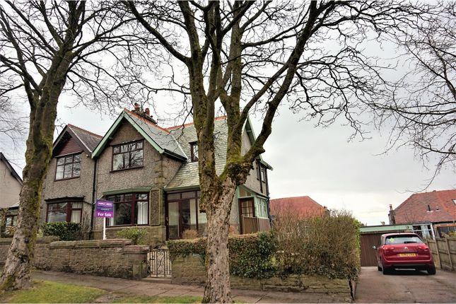 Thumbnail Semi-detached house for sale in Granville Road, Darwen