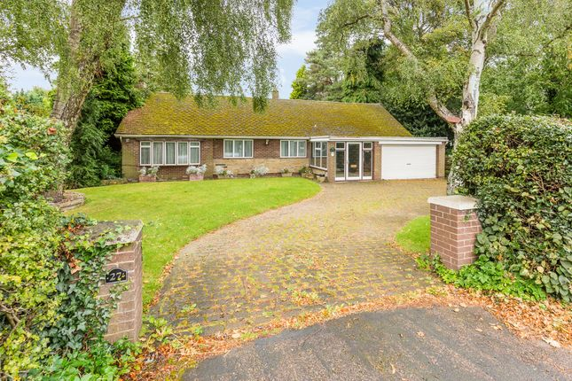 Thumbnail Detached house for sale in Woodstock, 27 Doncaster Road, Bawtry, Doncaster, South Yorkshire