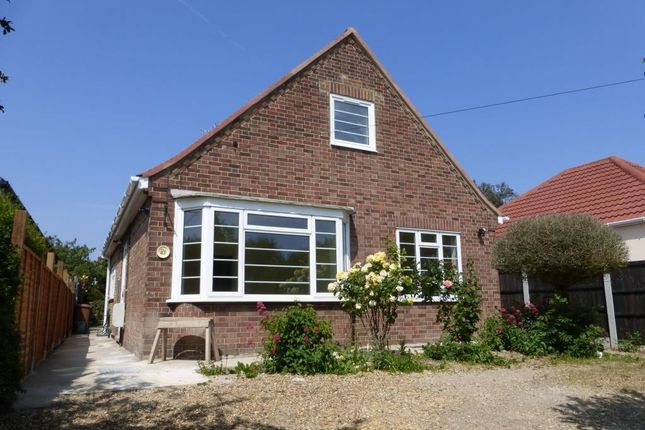 Thumbnail Detached house to rent in Eye Road, Peterborough