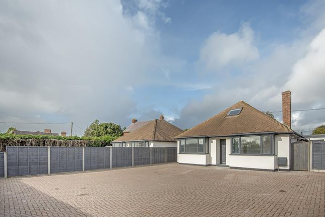 Thumbnail Detached bungalow for sale in Roman Road, Hereford