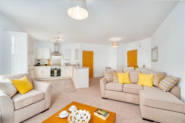 Flat for sale in Lynx Lane, Sherford, Plymouth