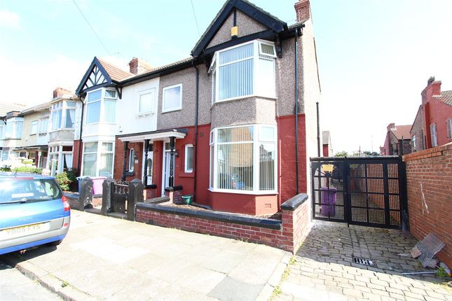 Thumbnail End terrace house to rent in Fazakerley Road, Walton, Liverpool