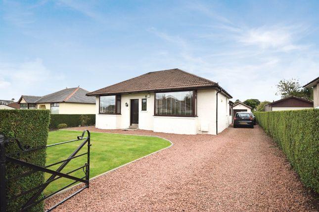 Thumbnail Detached bungalow for sale in Dalhousie Road, Kilbarchan, Renfrewshire