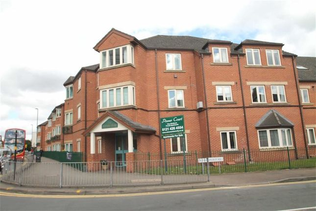 Thumbnail Property for sale in Pinner Court, High Street, Harborne