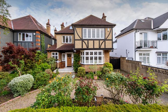 Thumbnail Detached house for sale in Chatsworth Road, London