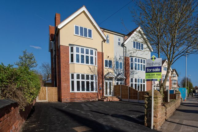 Thumbnail Semi-detached house for sale in Melton Road, West Bridgford, Nottingham