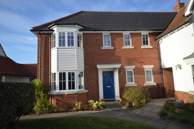Thumbnail Maisonette for sale in Meadow Park, Braintree