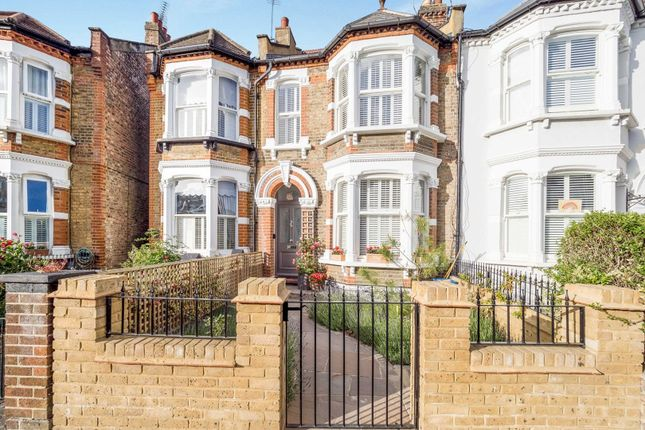 Thumbnail Terraced house for sale in Addison Road, London