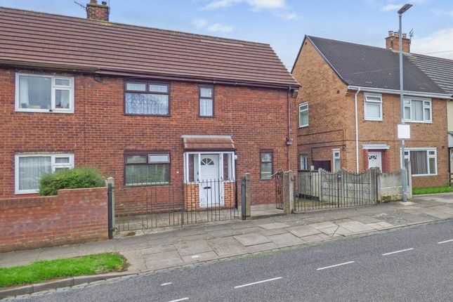 Thumbnail Semi-detached house for sale in Hollybush Road, Blurton, Stoke-On-Trent