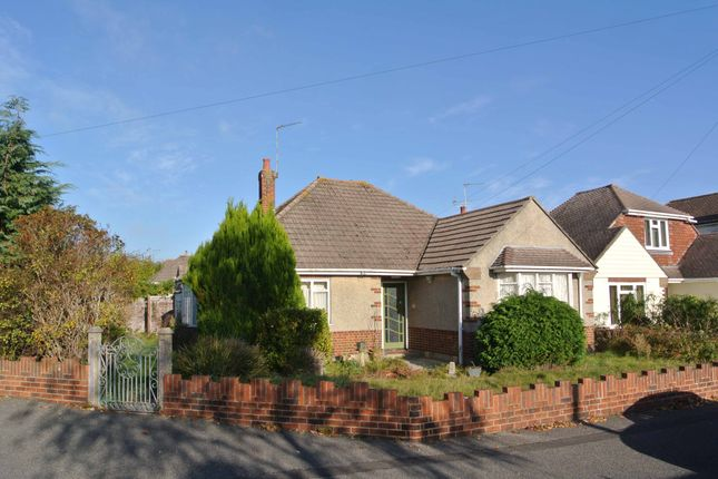 Thumbnail Detached bungalow for sale in Durrington Roadf, Bournemouth