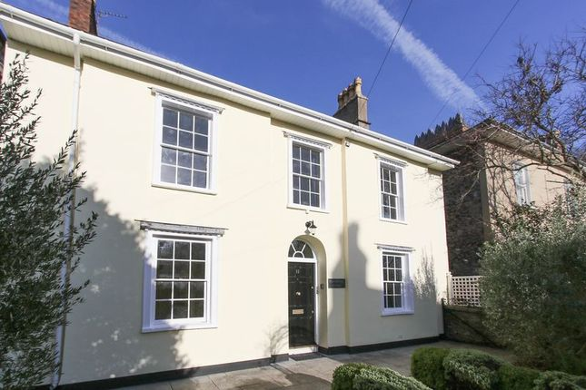 Thumbnail Semi-detached house for sale in Hill Road, Clevedon