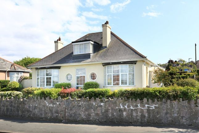 Thumbnail Detached bungalow for sale in Reservoir Road, Plymstock, Plymouth