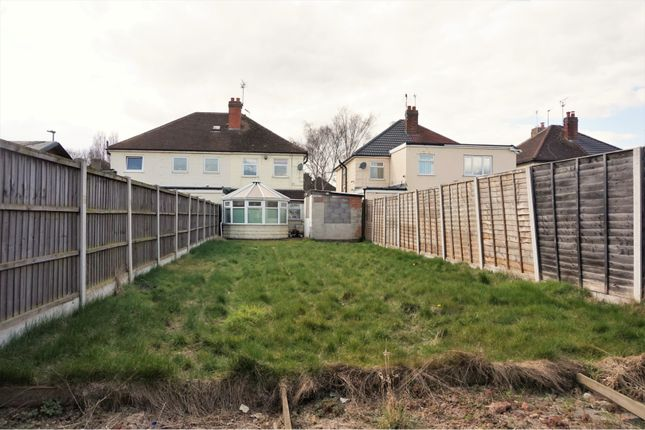 3 bed semi-detached house for sale in Stanley Road, Alvaston, Derby