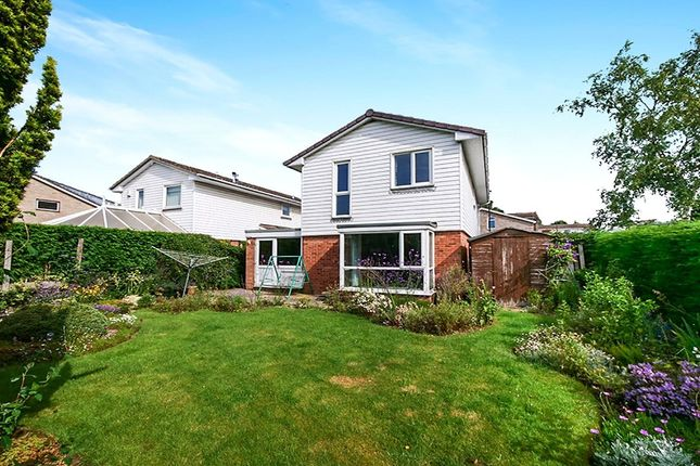 Thumbnail Detached house for sale in Millers Croft, Copmanthorpe, York