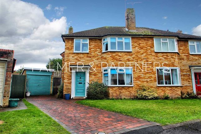 Thumbnail Semi-detached house for sale in Cannons Close, Colchester