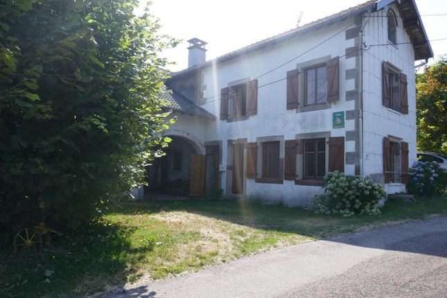 Property for sale in Lorraine, Vosges, Le Val D'ajol