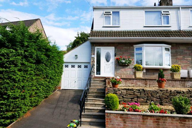 Thumbnail Semi-detached house for sale in Dubbers Lane, Bristol