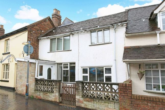Thumbnail Terraced house for sale in High Street, Broseley
