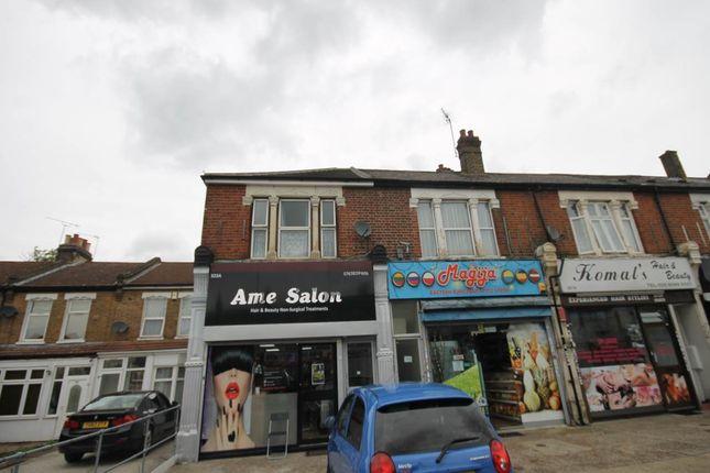 Thumbnail Flat to rent in Green Lane, Seven Kings, Ilford