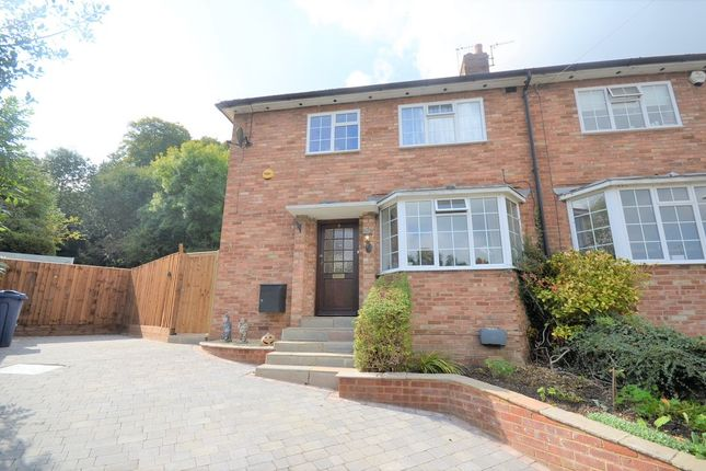 Thumbnail Semi-detached house to rent in New Road Close, High Wycombe