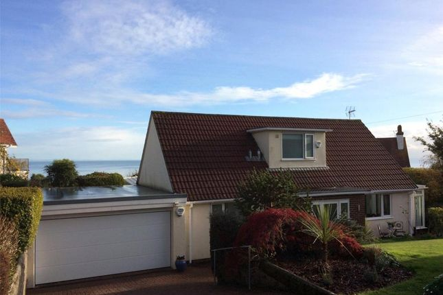 Thumbnail Detached house to rent in Higher Downs Road, Babbacombe, Torquay, Devon