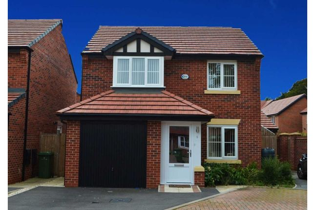 Thumbnail Detached house for sale in Under Hill Close, Southport