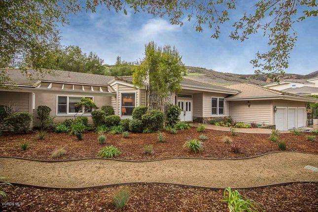4 bed property for sale in 5648 Golden Knoll Court, Westlake Village, Ca, 91362