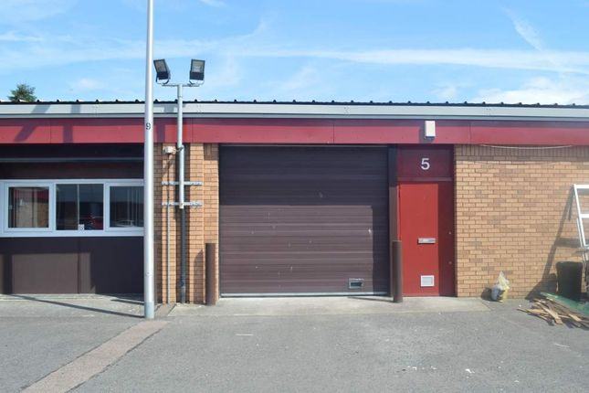 Thumbnail Warehouse to let in Unit 5 Barlow Park, Dundee