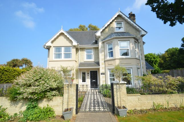 Thumbnail Detached house for sale in Sea Close, Ryde