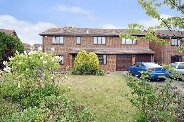 Thumbnail Detached house for sale in Canterbury Close, Lee-On-The-Solent