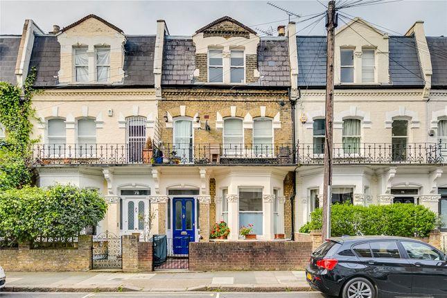 Exterior of Chesilton Road, London SW6