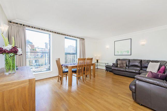 Reception of Chelsea Gate Apartments, 93 Ebury Bridge Road, Chelsea, London SW1W