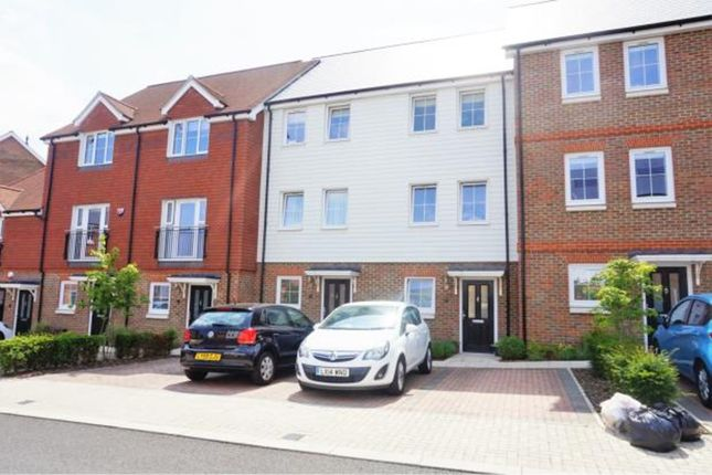 Thumbnail Terraced house to rent in Woodland Road, Sevenoaks
