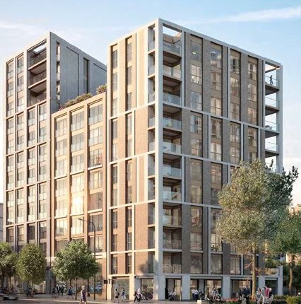 1 bed flat for sale in Merino Wharf, London Dock, London E1W