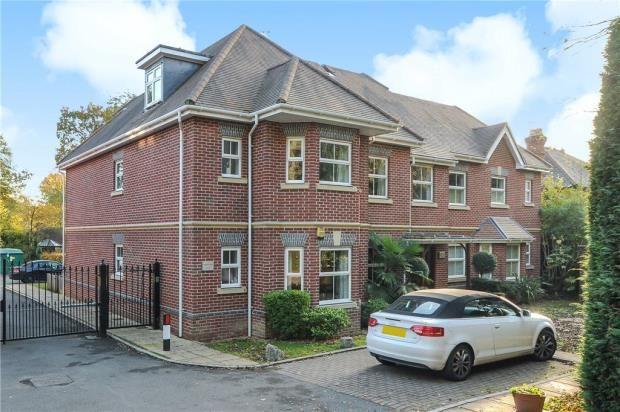 Thumbnail Flat for sale in Tudor Court, London Road, Windlesham